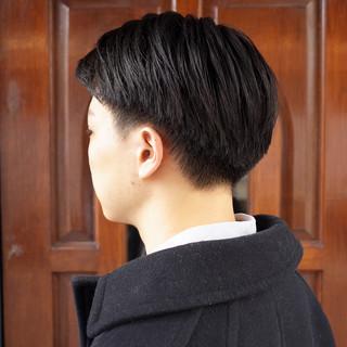ショート メンズショート メンズ ナチュラル ヘアスタイルや髪型の写真・画像