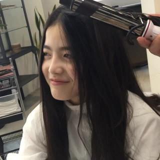 巻き髪 大人かわいい ヘアアレンジ セミロング ヘアスタイルや髪型の写真・画像
