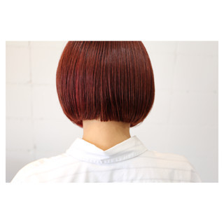 イルミナカラー ガーリー ショート 大人かわいい ヘアスタイルや髪型の写真・画像