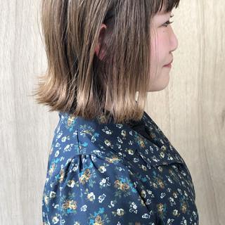 ショートボブ 外ハネボブ ボブ ハンサムショート ヘアスタイルや髪型の写真・画像