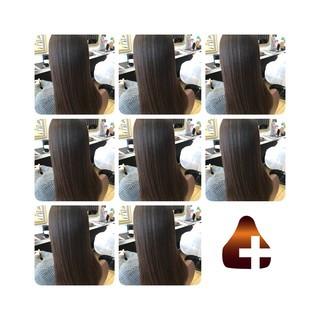 頭皮ケア ロング ナチュラル 美髪 ヘアスタイルや髪型の写真・画像