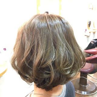 瀧田 美和さんのヘアスナップ