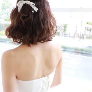 外国人風 ゆるふわ 大人かわいい ヘアアレンジ ヘアスタイルや髪型の写真・画像