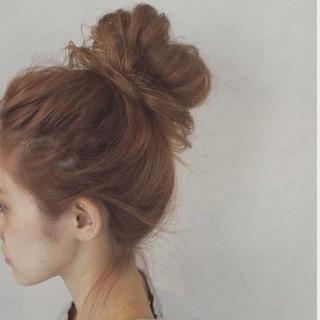 簡単ヘアアレンジ 夏 外国人風 ヘアアレンジ ヘアスタイルや髪型の写真・画像 ヘアスタイルや髪型の写真・画像