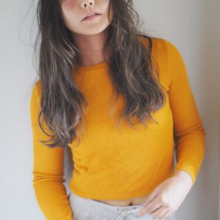 ゆるふわ ヘアアレンジ ロング 冬 ヘアスタイルや髪型の写真・画像
