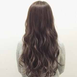 ダブルカラー 渋谷系 外国人風 ハイライト ヘアスタイルや髪型の写真・画像
