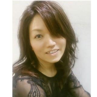 レイヤーカット ストリート ハイライト 外国人風 ヘアスタイルや髪型の写真・画像