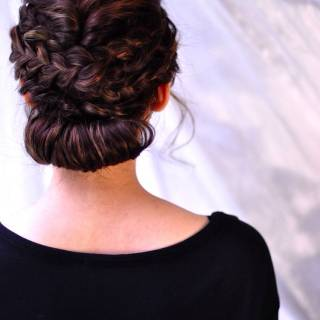 まとめ髪 愛され アップスタイル コンサバ ヘアスタイルや髪型の写真・画像 ヘアスタイルや髪型の写真・画像