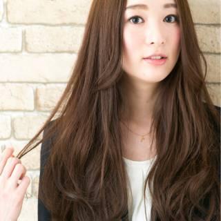 愛され フェミニン 秋 モテ髪 ヘアスタイルや髪型の写真・画像