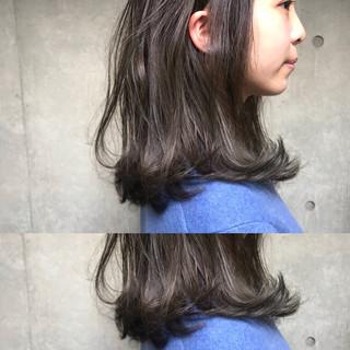 成人式 オフィス ヘアアレンジ ミディアム ヘアスタイルや髪型の写真・画像