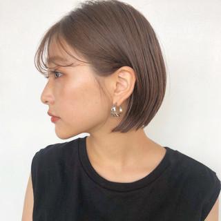 ショートヘア ショート ベリーショート オフィス ヘアスタイルや髪型の写真・画像