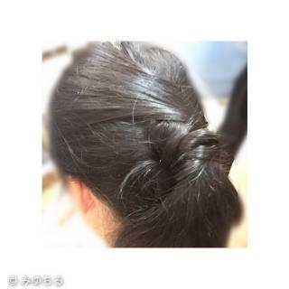 ナチュラル 大人かわいい フェミニン ロング ヘアスタイルや髪型の写真・画像