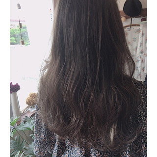 ハイライト 大人かわいい ロング ウェーブ ヘアスタイルや髪型の写真・画像