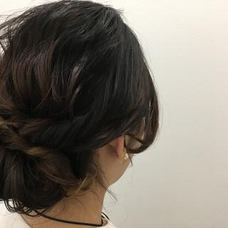 大人かわいい ミディアム 上品 エレガント ヘアスタイルや髪型の写真・画像 ヘアスタイルや髪型の写真・画像
