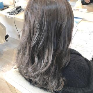 春 ナチュラル グレージュ アッシュ ヘアスタイルや髪型の写真・画像 ヘアスタイルや髪型の写真・画像
