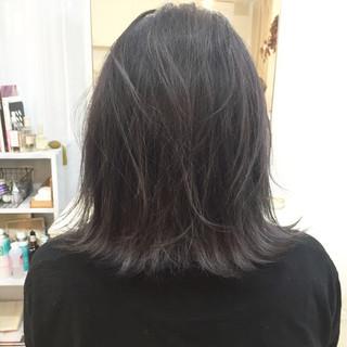 暗髪 アッシュ モード 色気 ヘアスタイルや髪型の写真・画像