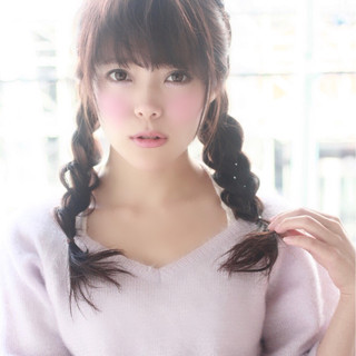 ヘアアレンジ 愛され 大人かわいい ゆるふわ ヘアスタイルや髪型の写真・画像