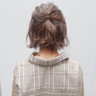 抜け感 ナチュラル 女子力 大人かわいい ヘアスタイルや髪型の写真・画像