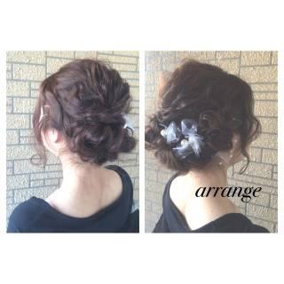 愛され 結婚式 ナチュラル モテ髪 ヘアスタイルや髪型の写真・画像 ヘアスタイルや髪型の写真・画像