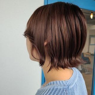 透明感カラー 圧倒的透明感 ナチュラル ピンクベージュ ヘアスタイルや髪型の写真・画像