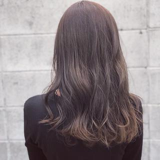 ロング 簡単ヘアアレンジ ナチュラル 表参道 ヘアスタイルや髪型の写真・画像