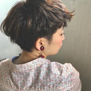 メンズ モード パーマ ハイライト ヘアスタイルや髪型の写真・画像 ヘアスタイルや髪型の写真・画像