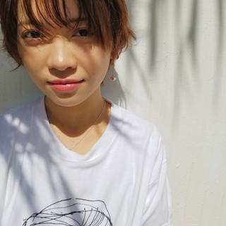 川田 義人 GREEK hairdesignさんのヘアスナップ
