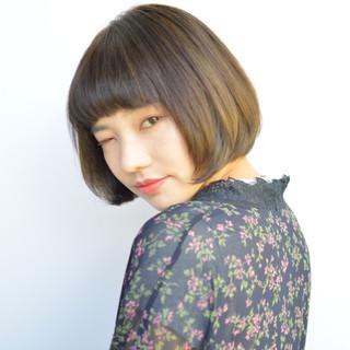 アンニュイ 色気 ナチュラル 艶髪 ヘアスタイルや髪型の写真・画像