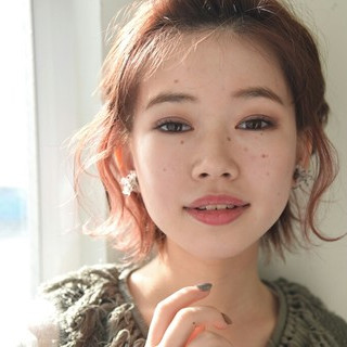 ナチュラル インナーカラー 編み込み 外国人風 ヘアスタイルや髪型の写真・画像 ヘアスタイルや髪型の写真・画像
