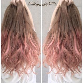 派手髪で一気にイメチェン☆カラフルかわいいカラーをご紹介