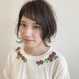 ナチュラル 大人かわいい グラデーションカラー アンニュイ ヘアスタイルや髪型の写真・画像