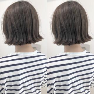 ボブ 女子力 ナチュラル タンバルモリ ヘアスタイルや髪型の写真・画像