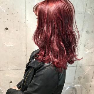 簡単ヘアアレンジ ヘアアレンジ ロブ ストリート ヘアスタイルや髪型の写真・画像