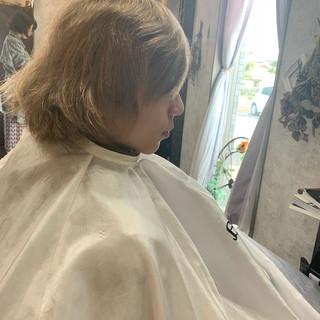 メンズショート ストリート メンズカラー イメチェン ヘアスタイルや髪型の写真・画像