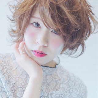 夢乃さんのヘアスナップ
