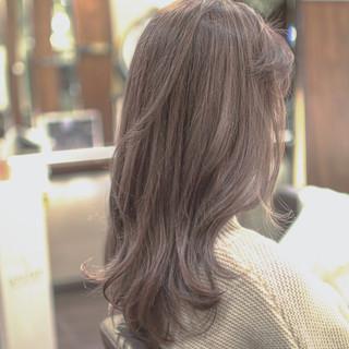 3Dハイライト ナチュラル 大人ハイライト デート ヘアスタイルや髪型の写真・画像 ヘアスタイルや髪型の写真・画像