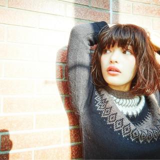 簡単 ゆるふわ 外国人風 パーマ ヘアスタイルや髪型の写真・画像 ヘアスタイルや髪型の写真・画像