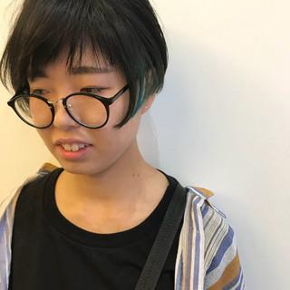 ヘアメイク ショート 大人女子 外国人風 ヘアスタイルや髪型の写真・画像 ヘアスタイルや髪型の写真・画像