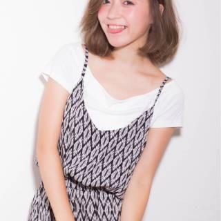秋 モテ髪 大人女子 ボブ ヘアスタイルや髪型の写真・画像