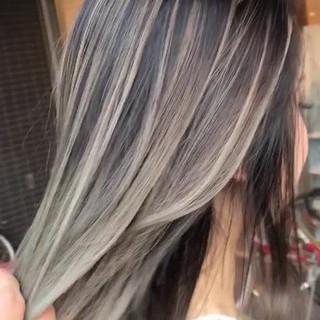 外国人風 モード 外国人風カラー ボブ ヘアスタイルや髪型の写真・画像
