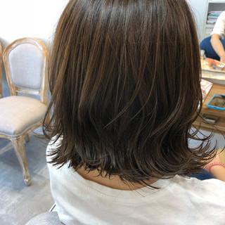 オフィス 簡単ヘアアレンジ デート ボブ ヘアスタイルや髪型の写真・画像