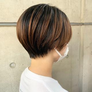 ハンサムショート 大人ショート ショートヘア ショート ヘアスタイルや髪型の写真・画像