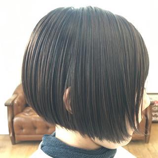 manuさんのヘアスナップ