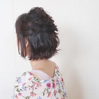 大人かわいい ゆるふわ リラックス 女子会 ヘアスタイルや髪型の写真・画像