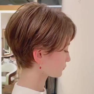 パーマ オフィス 大人かわいい デート ヘアスタイルや髪型の写真・画像
