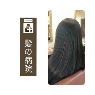 ナチュラル トリートメント 美髪 髪の病院 ヘアスタイルや髪型の写真・画像