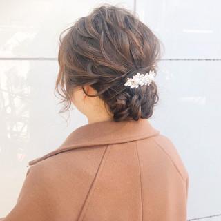 アンニュイほつれヘア 簡単ヘアアレンジ ヘアアレンジ ロング ヘアスタイルや髪型の写真・画像 ヘアスタイルや髪型の写真・画像
