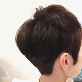 【 No.5 】寺尾 宗矩さんのヘアスナップ