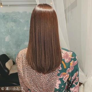 ゆるふわ デート ミディアム モテ髪 ヘアスタイルや髪型の写真・画像