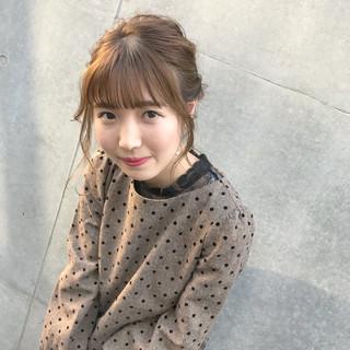 江原 栞莉さんのヘアスナップ